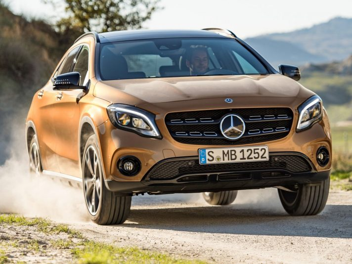 Mercedes Benz GLA 2018