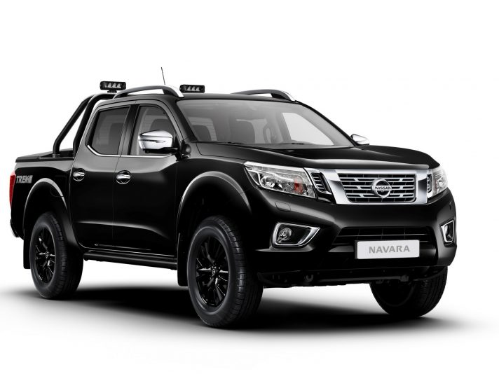 Nissan Navara Trek-1°: pick-up all'ennesima potenza