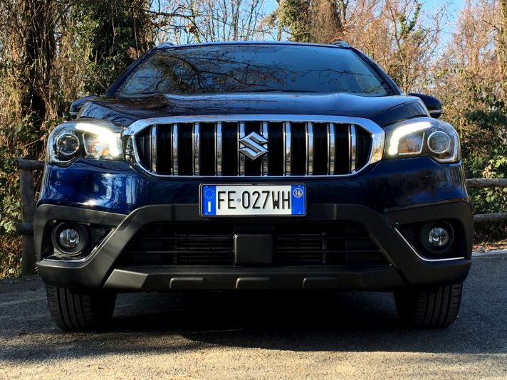 Suzuki S-Cross 1.4 Boosterjet 140CV Cool