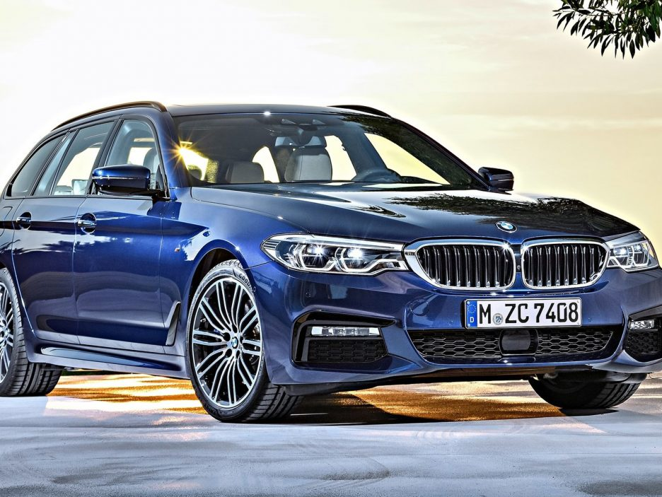 bmw serie 5 touring 2017 fotografie e informazioni salone di ginevra 2017 panoramauto. Black Bedroom Furniture Sets. Home Design Ideas