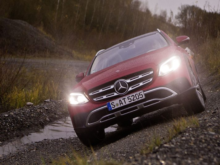 Mercedes-Benz Classe E 4Matic All-Terrain, le impressioni di guida