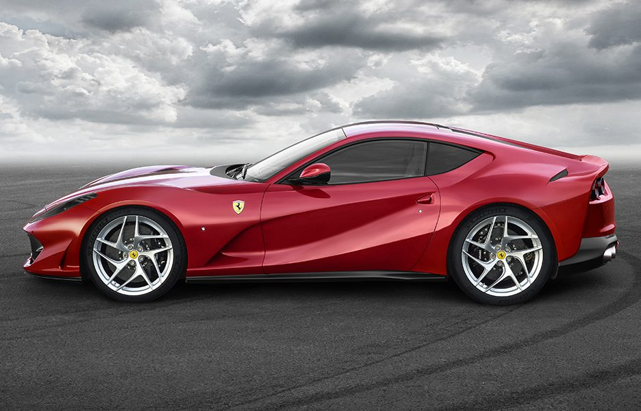 ferrari la usato with Ferrari 812 Superfast Ginevra 2017 on CarloTonani also Volkswagen Golf 4a Serie together with Modelli Auto Sportive likewise Ferrari 812 superfast 2017 further Alfa romeo giulia veloce 2016.