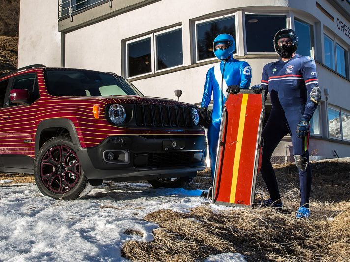 Jeep Renegade Cresta Run by Garage Italia Customs