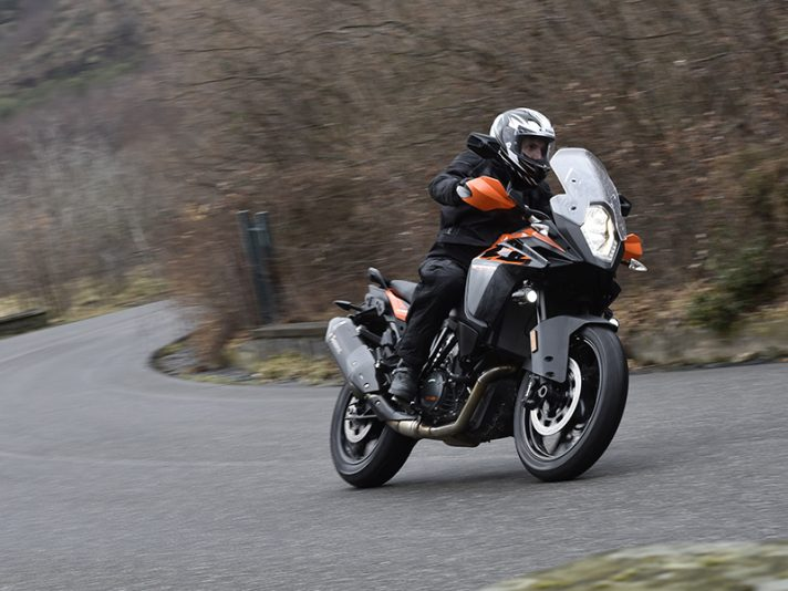 KTM 1090 Adventure 2017, il test