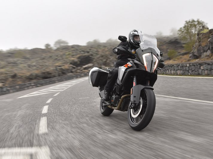 KTM 1290 Adventure 2017, il test