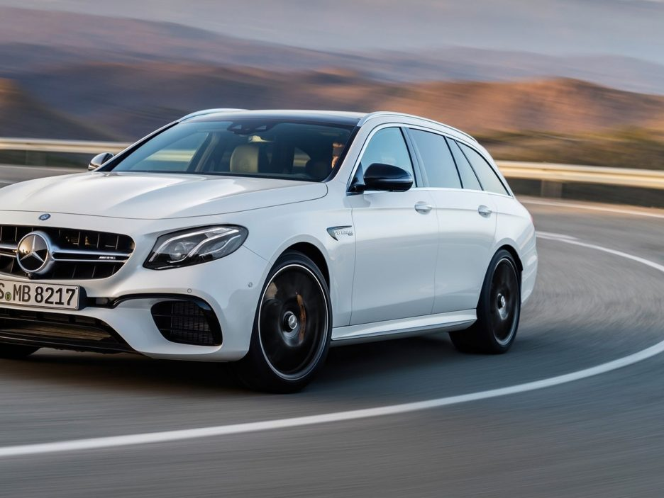 Mercedes Benz E63 S AMG Estate 2018