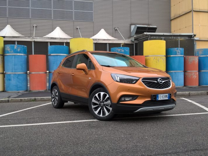 Opel Mokka X GPL Tech