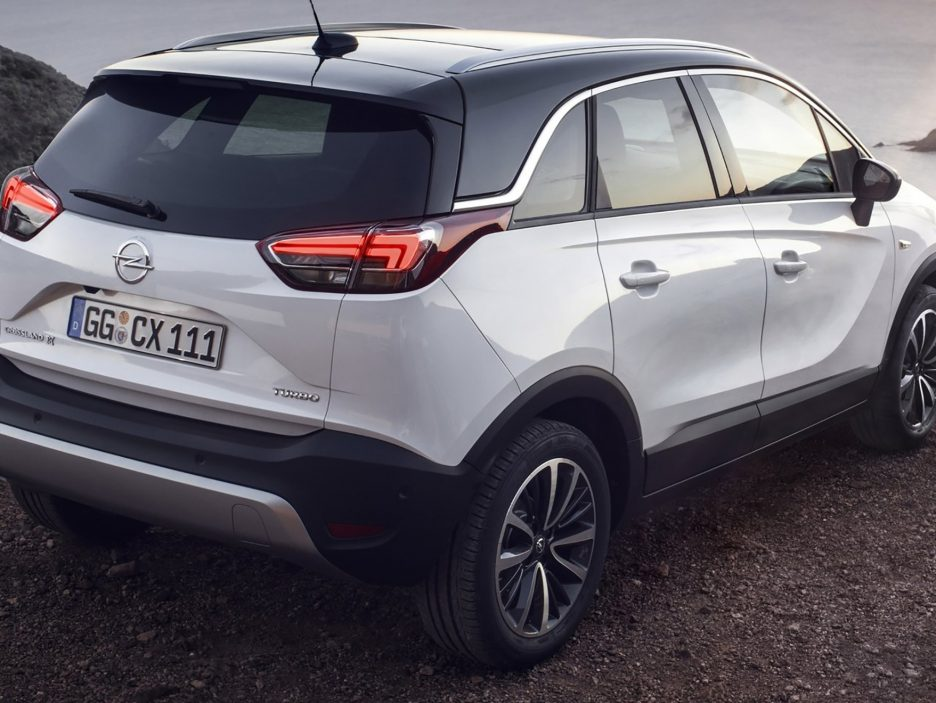 opel crossland x i motori e i prezzi della suv tedesca news panoramauto. Black Bedroom Furniture Sets. Home Design Ideas