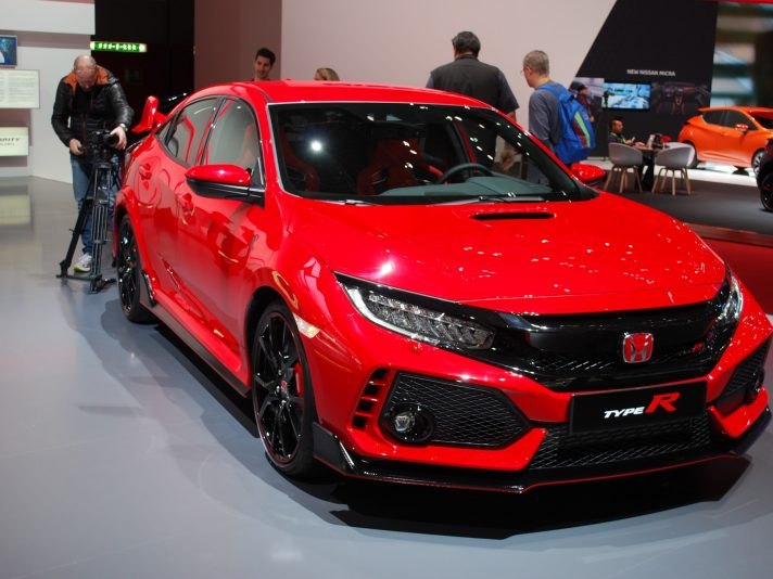Honda Civic Type-R 2 - Ginevra 2017
