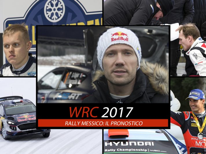 WRC 2017 – Rally Messico: gli orari TV su Fox Sports