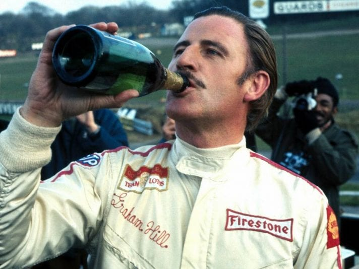 Graham Hill: l'eroe dei due mondi