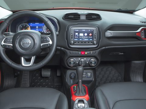 Jeep Renegade - Interni