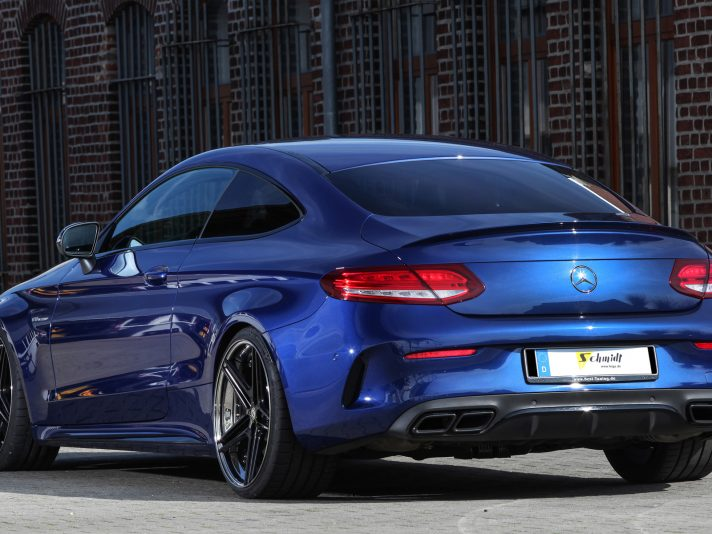 Mercedes-AMG C 63 AMG  by Best-Cars-and-Bikes