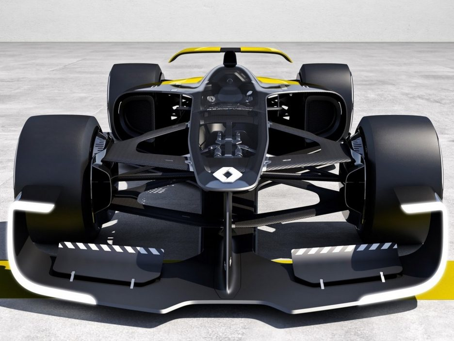 Renault R.S. 2027 Vision frontale