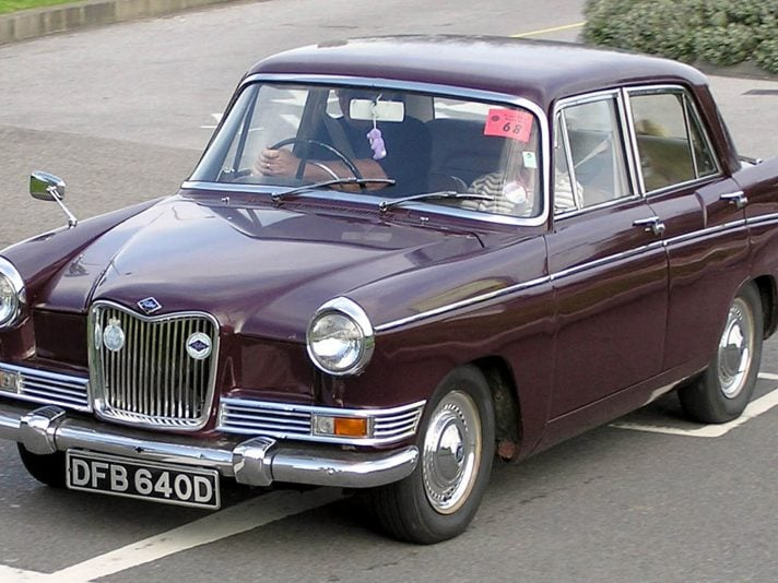 Riley 4/72 (1961): Swinging Coventry