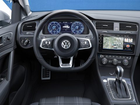 volkswagen golf 2019 come cambier la compatta di. Black Bedroom Furniture Sets. Home Design Ideas