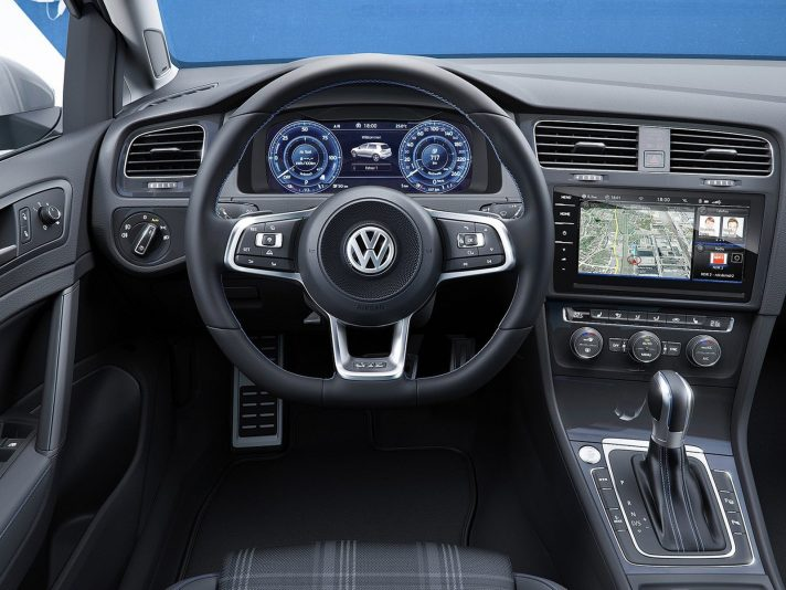 Volkswagen Golf 2017 - Interni