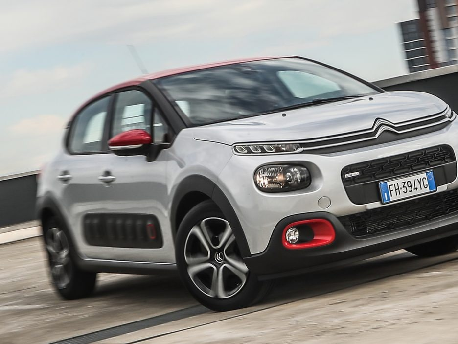 Citroën C3 EAT6
