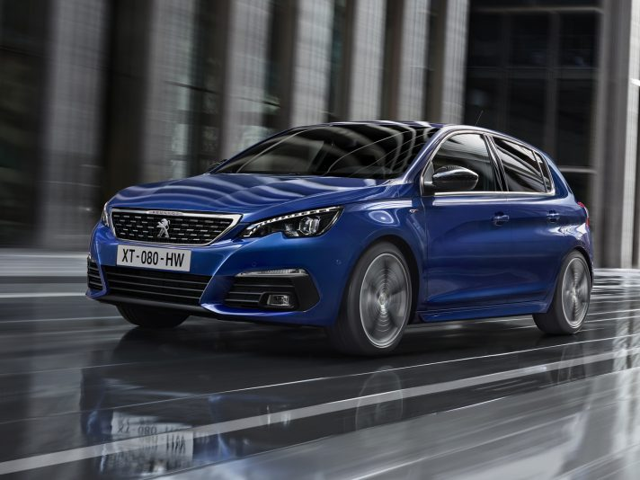 Peugeot 308 2017: il restyling