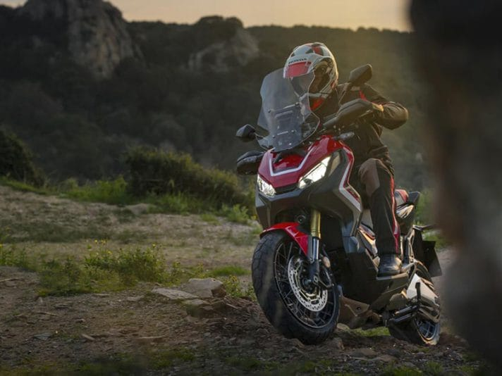 Honda X-ADV e Africa Twin protagoniste dell'Adventure Week