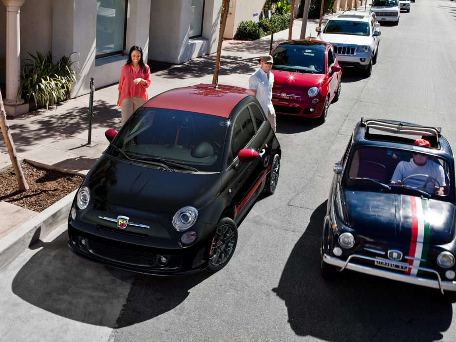 Fiat 500 Appearance Packages 2017