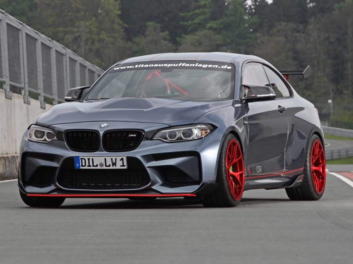 BMW M2 by Lightweight Performance: portata al limite