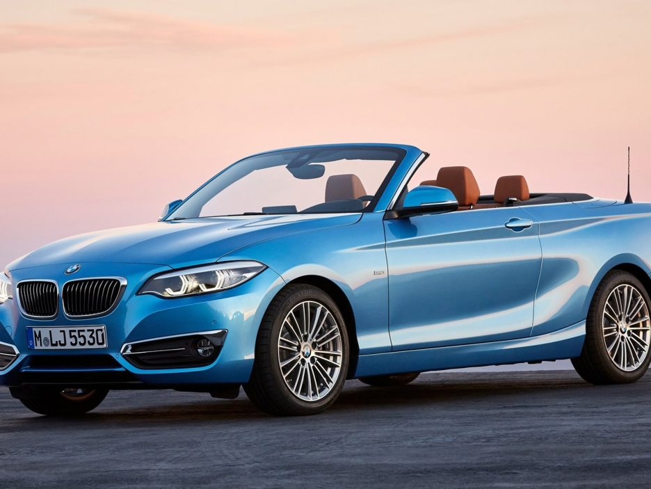 BMW Serie 3 COnvertible 2018