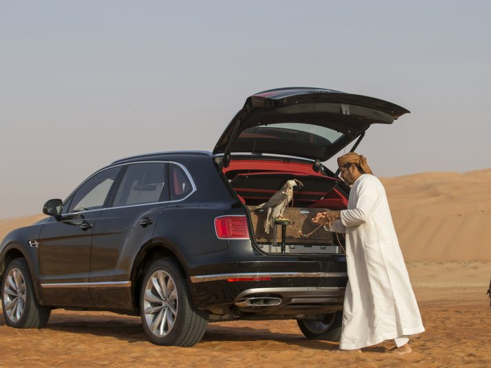 Bentley Bentayga Falcony