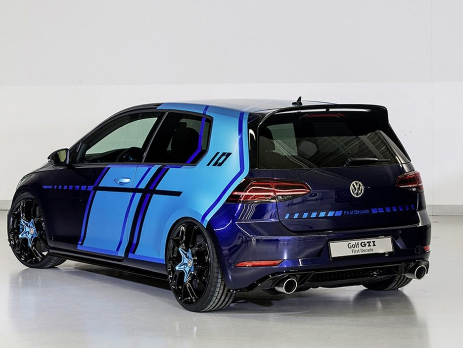 Volkswagen Golf GTI First Decade Concept