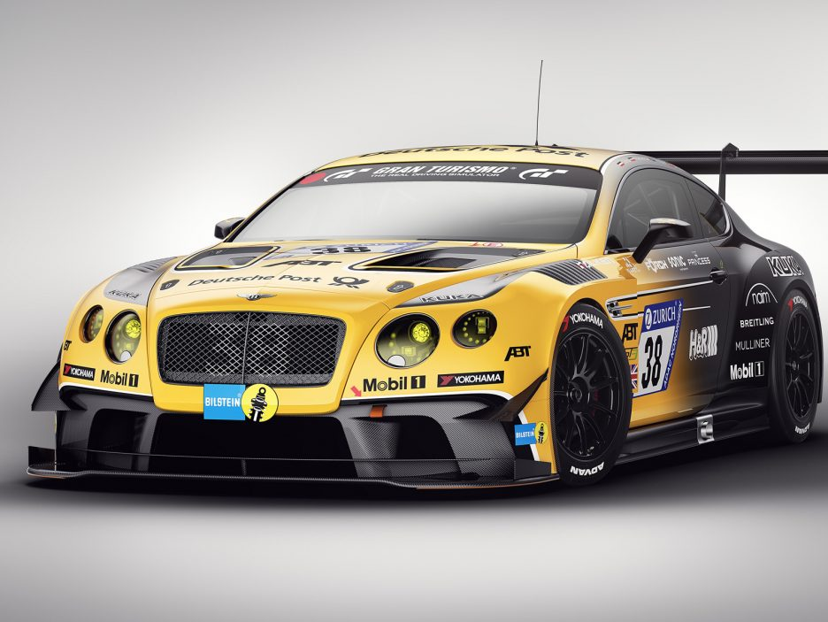 Bentley Team ABT Continental GT3