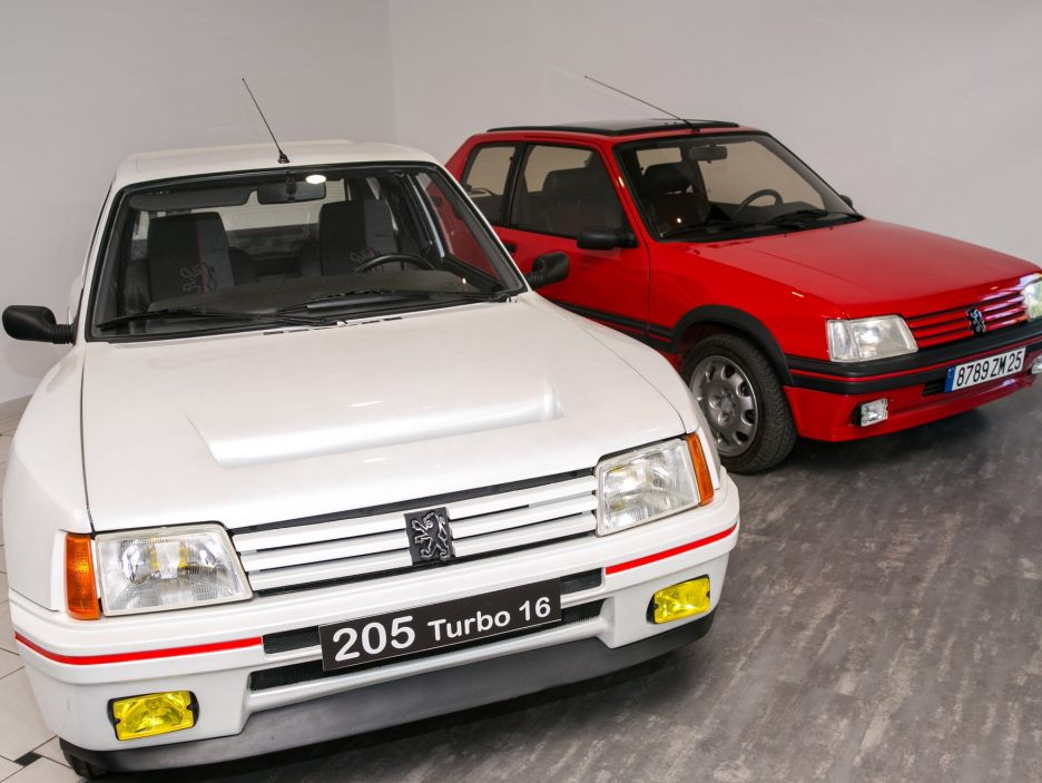 Museo Peugeot 205