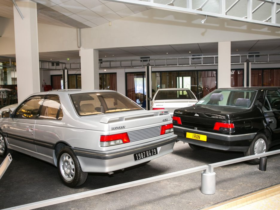 Museo Peugeot 405