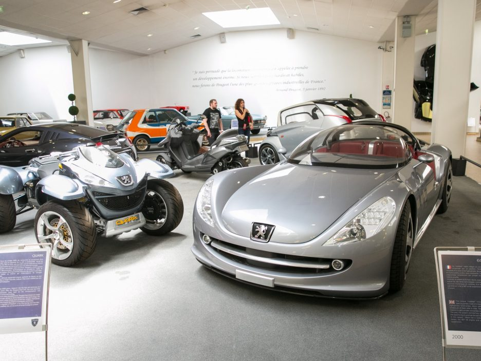 Museo Peugeot concept