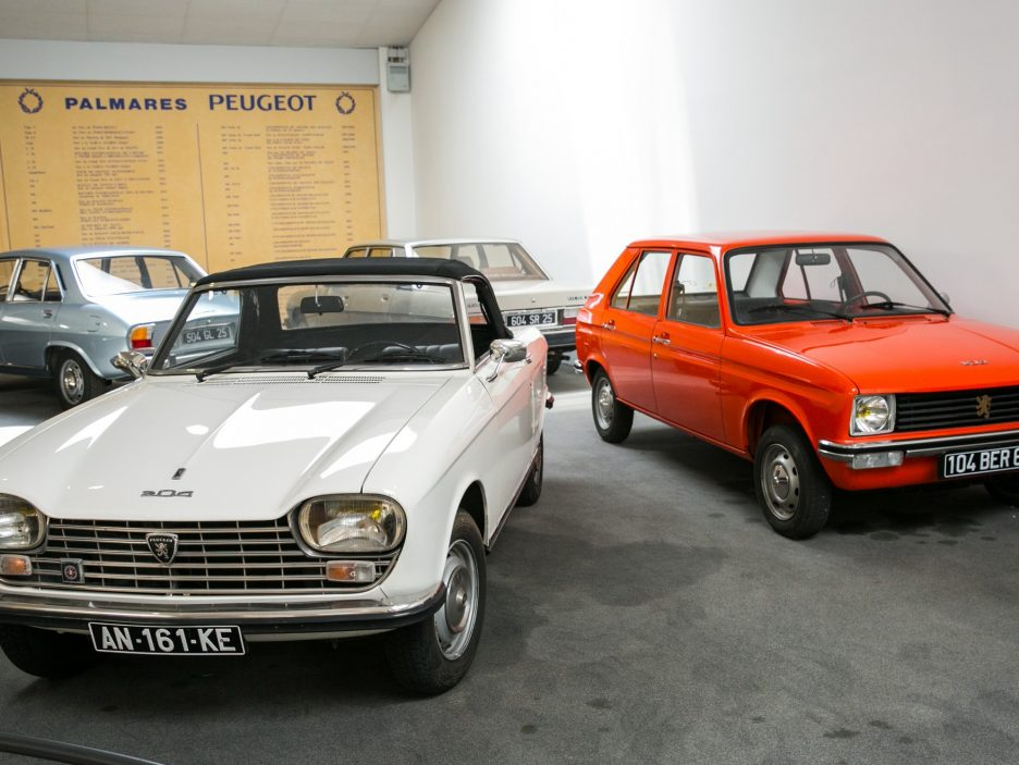 Museo Peugeot 3