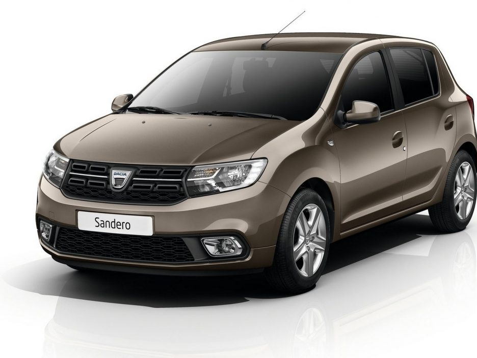 dacia sandero foto panoramauto. Black Bedroom Furniture Sets. Home Design Ideas
