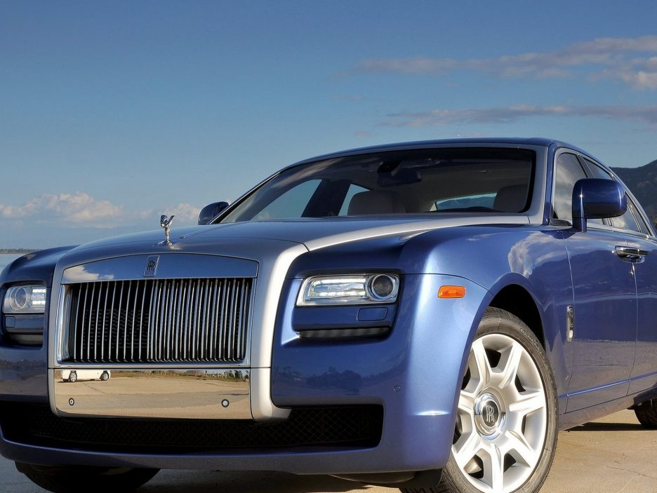 2010 - Rolls-Royce Ghost