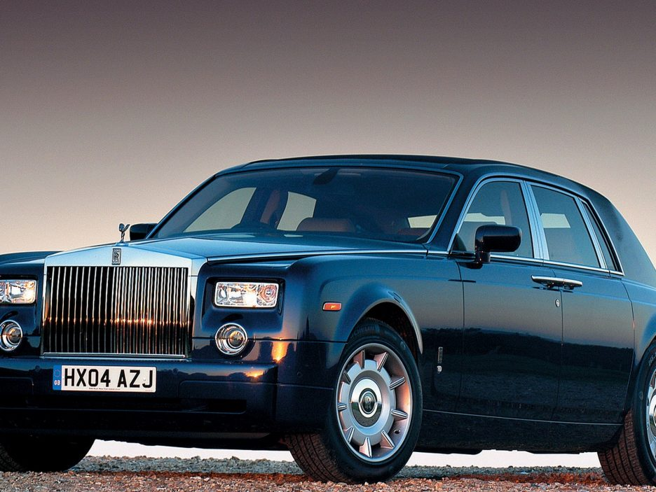 2003 - Rolls-Royce Phantom