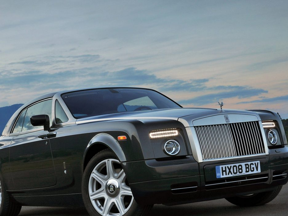 2008 - Rolls-Royce Phantom Coupé
