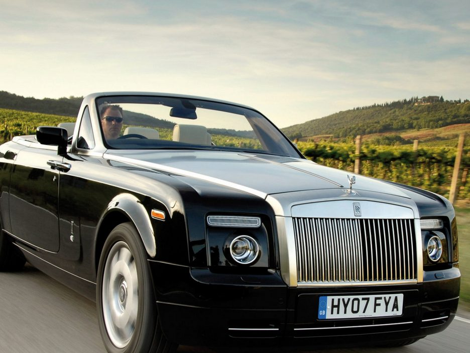 2007 - Rolls-Royce Phantom Drophead Coupé