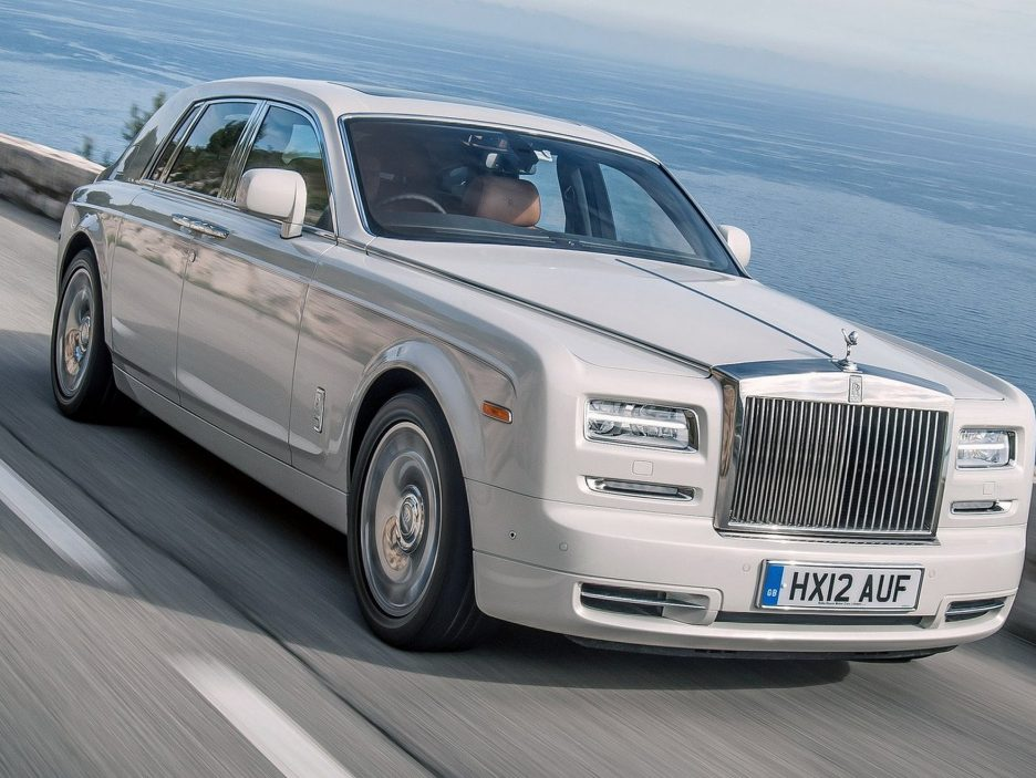 2012 - Rolls-Royce Phantom Series II