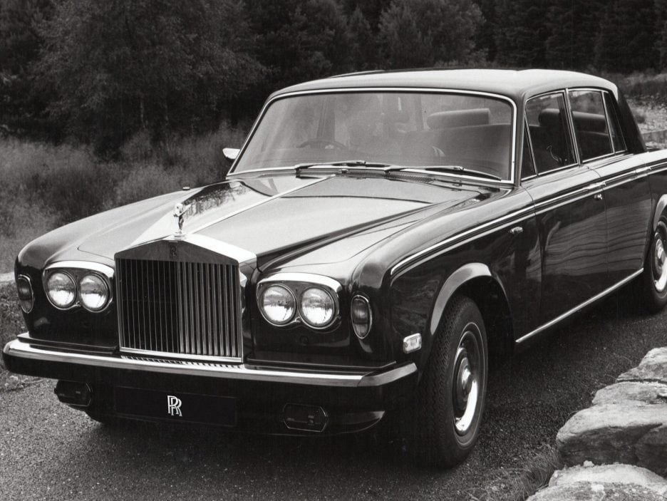 1977 - Rolls-Royce Silver Shadow 2