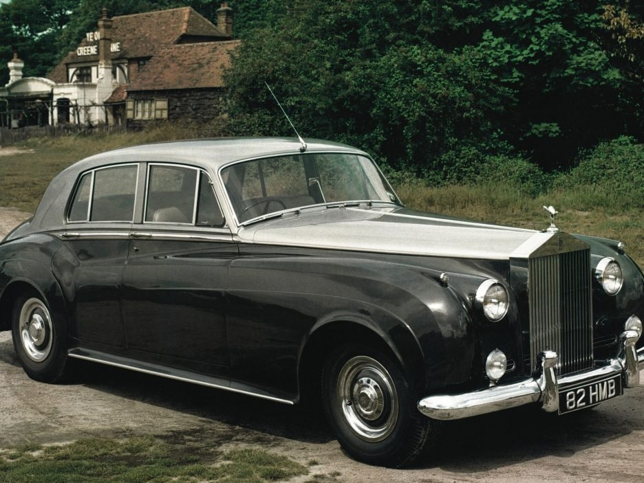 1955 - Rolls-Royce Silver Cloud I