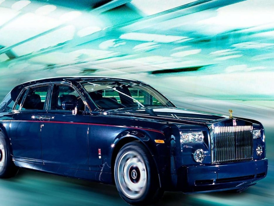 2004 - Rolls-Royce Centenary Phantom