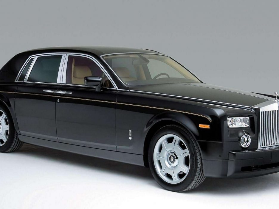 2005 - Rolls-Royce Phantom GCC Limited Edition