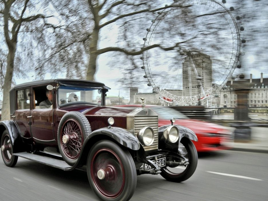1922 - Rolls-Royce 20HP