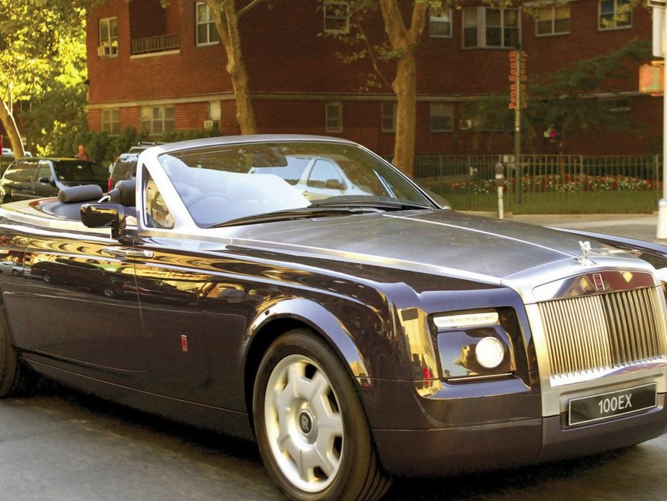 2005 - Rolls-Royce 100EX Experimental Centenary Car
