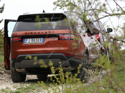 Land Rover Discovery 2017 - 1