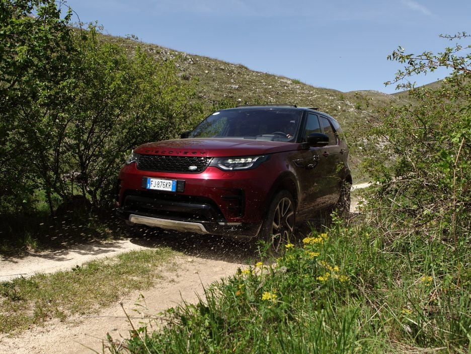 Land Rover Discovery 2017 - 3