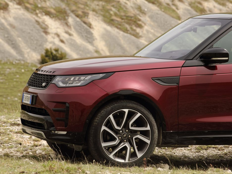 Land Rover Discovery 2017 - In movimento - 7