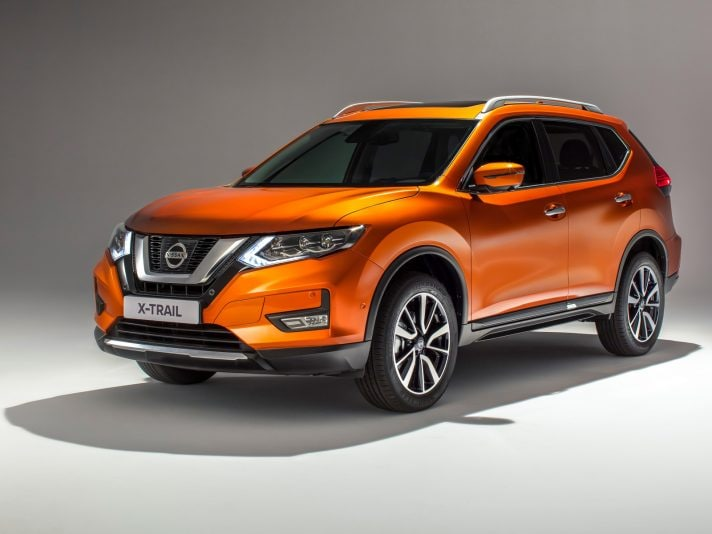 Nissan X-Trail 2017: ad agosto arriva il restyling